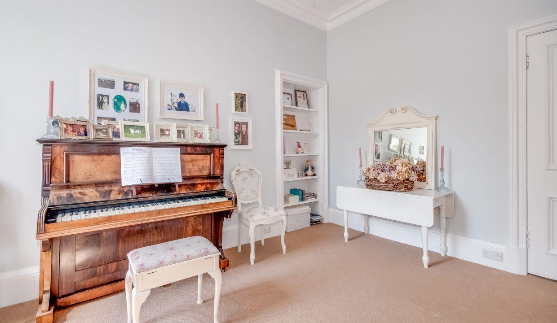 St Johns House - Living Room