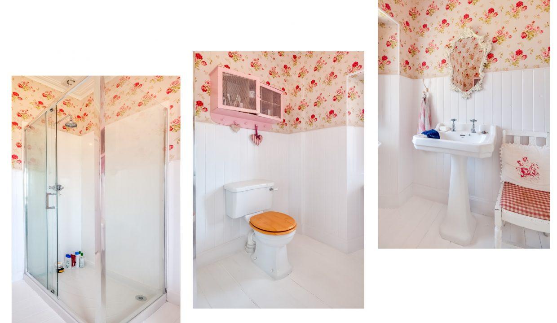 St Johns House - Shower Room