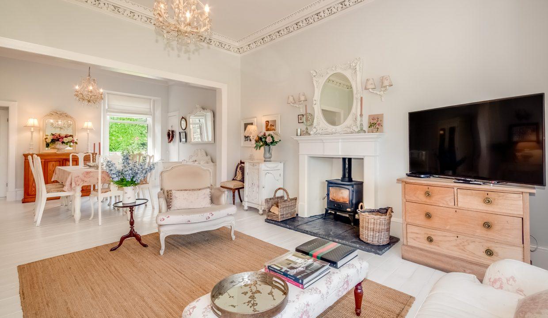 St Johns House - Sitting Room