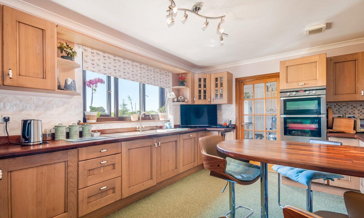 Tyndruim Kitchen View 1