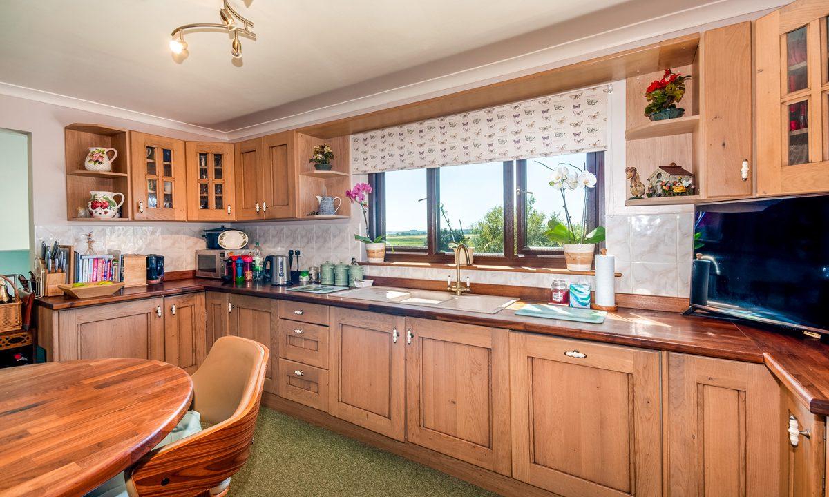 Tyndruim Kitchen View 2