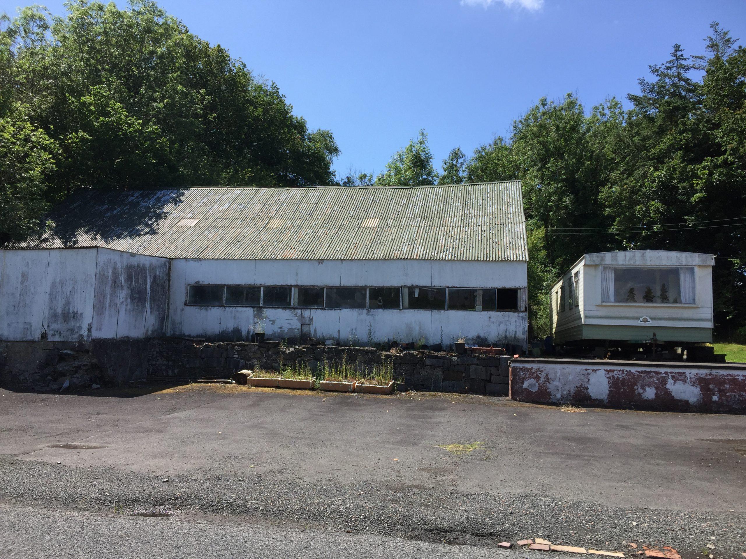 Clachaneasy Plot, Bargrennan, Newton Stewart, DG8 6RL